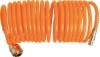 Слика на Спирално црево за воздух, со конектор
