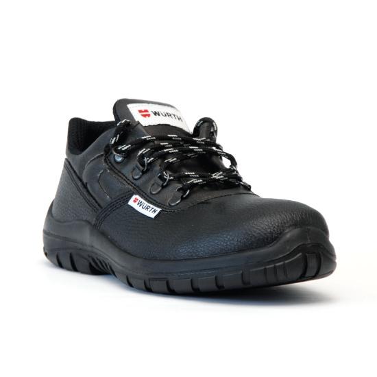 libra radne cipele o2 plitke kozne crne wurth