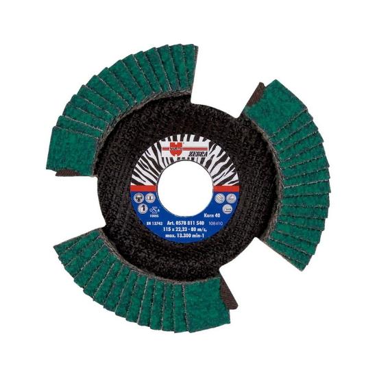 Слика на Ламеларен брусен диск трокрак