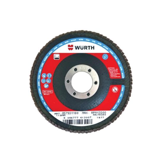 Слика на Ламеларен брусен диск за челик Premium, Al рамен