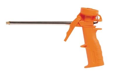 Слика на Пиштол за пур-пена ECO пластичен, портокалов