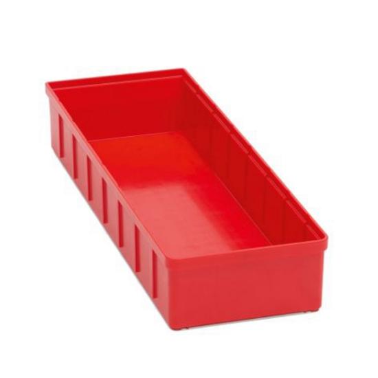 Слика на Пластична кутија за Orsy куфер 2.4.1. - црвена