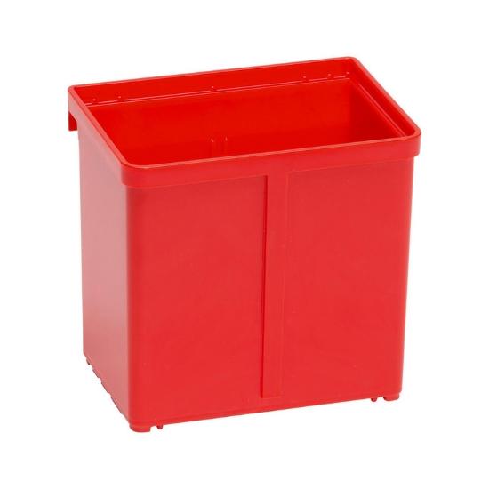 Слика на Пластична кутија за Orsy куфер 2.1.2. - црвена