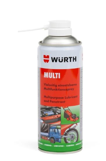Слика на Multi, масло во спреј за одржување, 400 ml