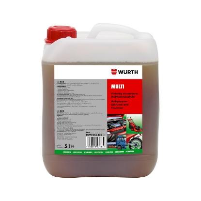 Слика на MULTI масло за одржување, 5l