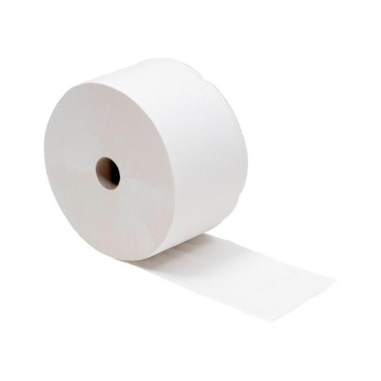 Слика на Хартија во ролна, бела, 2-слојна
