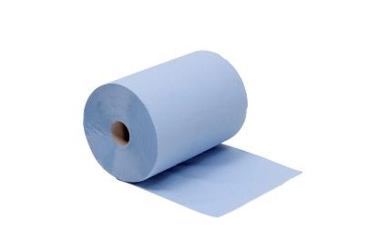 Слика на Хартија во ролна, сина, 2-слојна