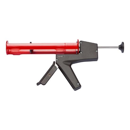 Слика на Рачен пиштол за картуши со ПВЦ држач