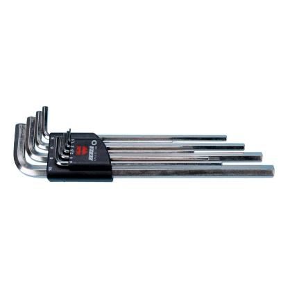 Слика на Сет аголни шестоаголни имбус клучеви, долги, ZEBRA