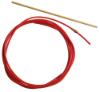 Слика на Водилка PTFE за АЛ/инокс жица