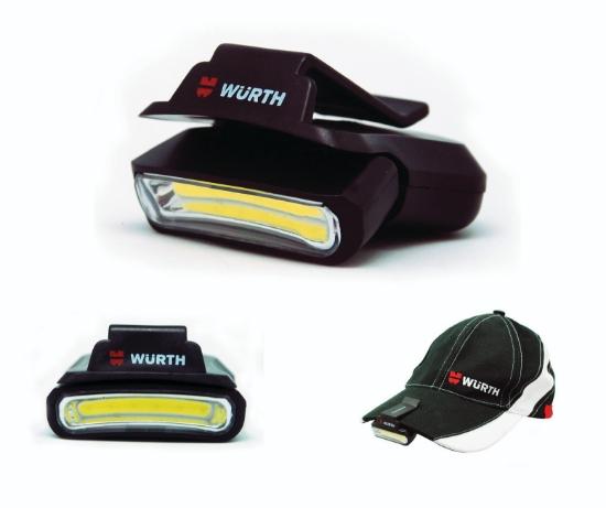 Слика на LED лампа за капа