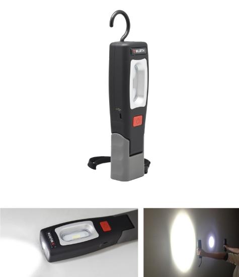 Слика на Рачна ACCU LED работилничка лампа