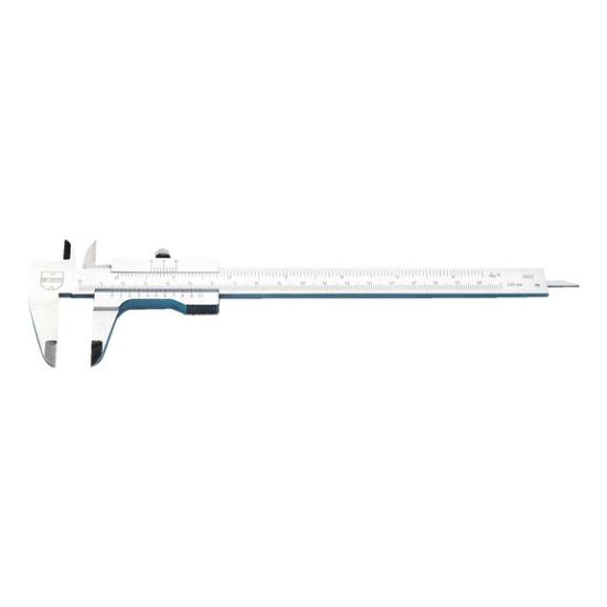 Слика на Подвижно клунасто мерило (шублер) со завртка 0-150mm