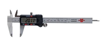 Слика на Подвижно клунасто мерило (шублер), дигитално 0-150mm