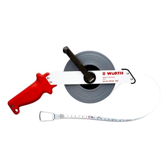 Слика на Трака за мерење, челична