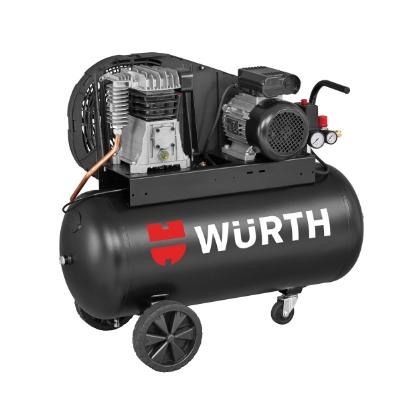 Слика на WURTH компресор, клипен, 100l