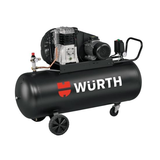 Слика на WURTH компресор, клипен,  200l - 480l/мин