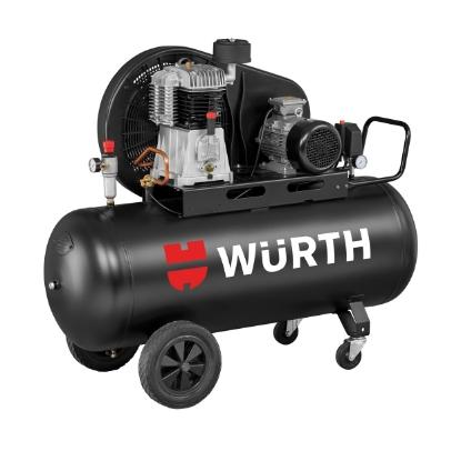 Слика на WURTH компресор, клипен,  270l - 640l/мин