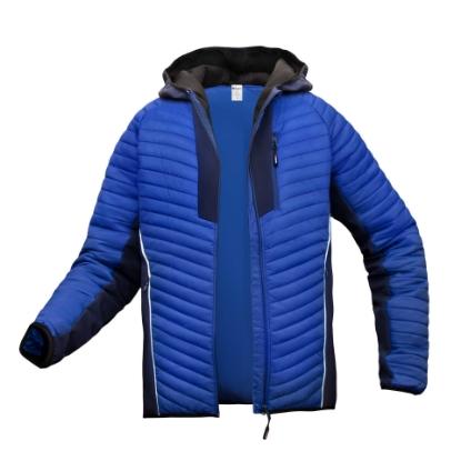 NAVY јакна со спортски дизајн и модерни комбинации на бои
