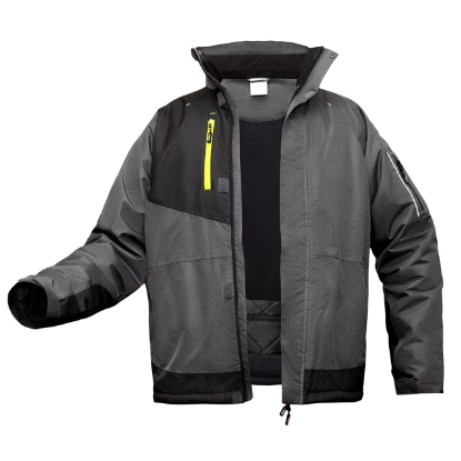 Зимска јакна со постава за најстудената зима.