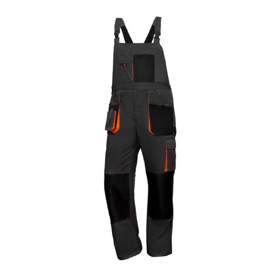 Слика на Работни панталони со трегери VIKING