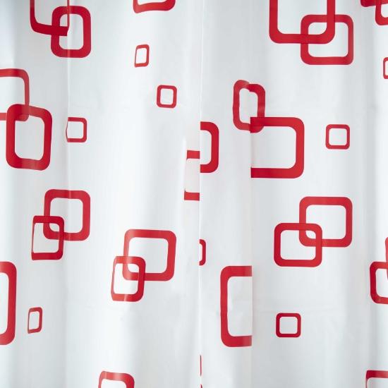 Слика на Завеса за WC, 180x200cm, PEVA, GRAMS