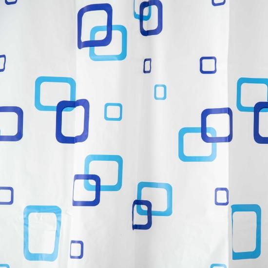 Слика на Завеса за WC, 180x200cm, PEVA, NONA