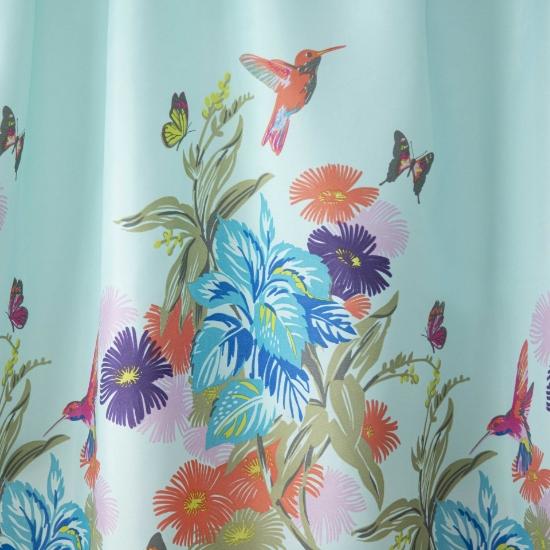 Слика на Завеса за WC, 180x200cm, полиестер, MARIPOSA
